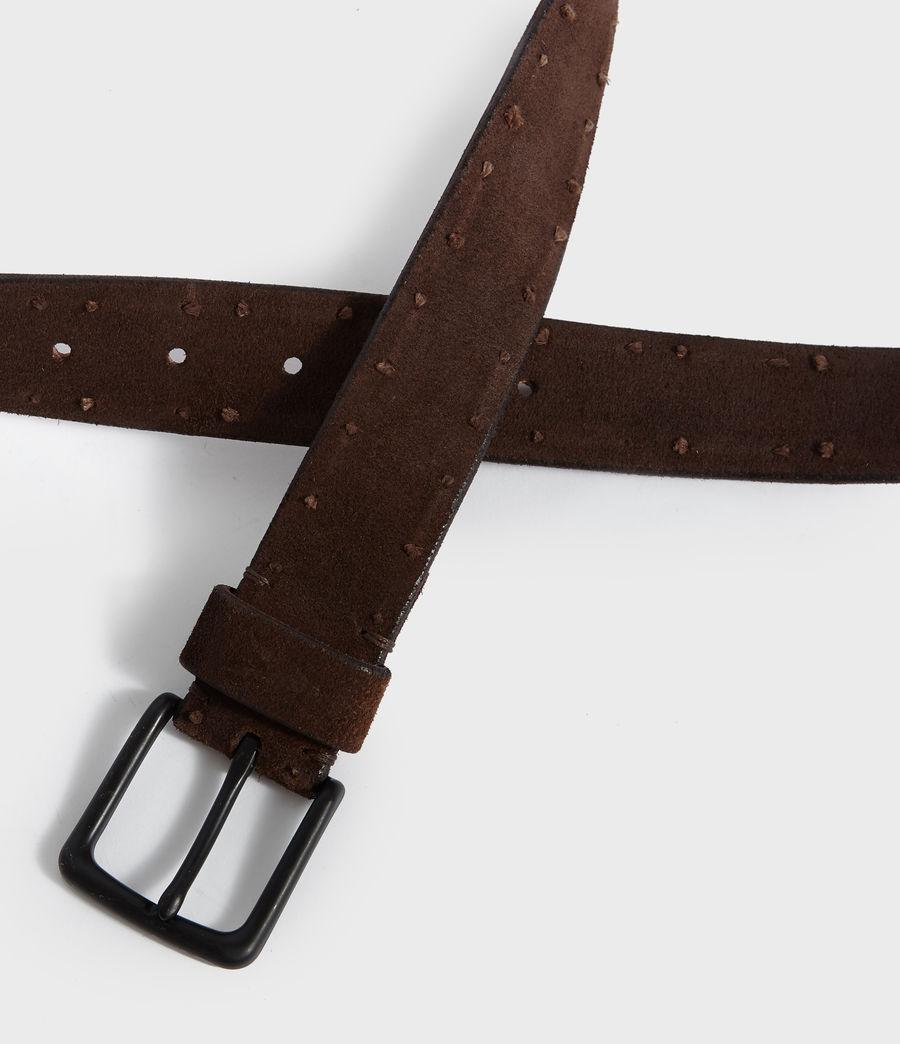 Hombre Cinturón en Piel Kalo (brown) - Image 1
