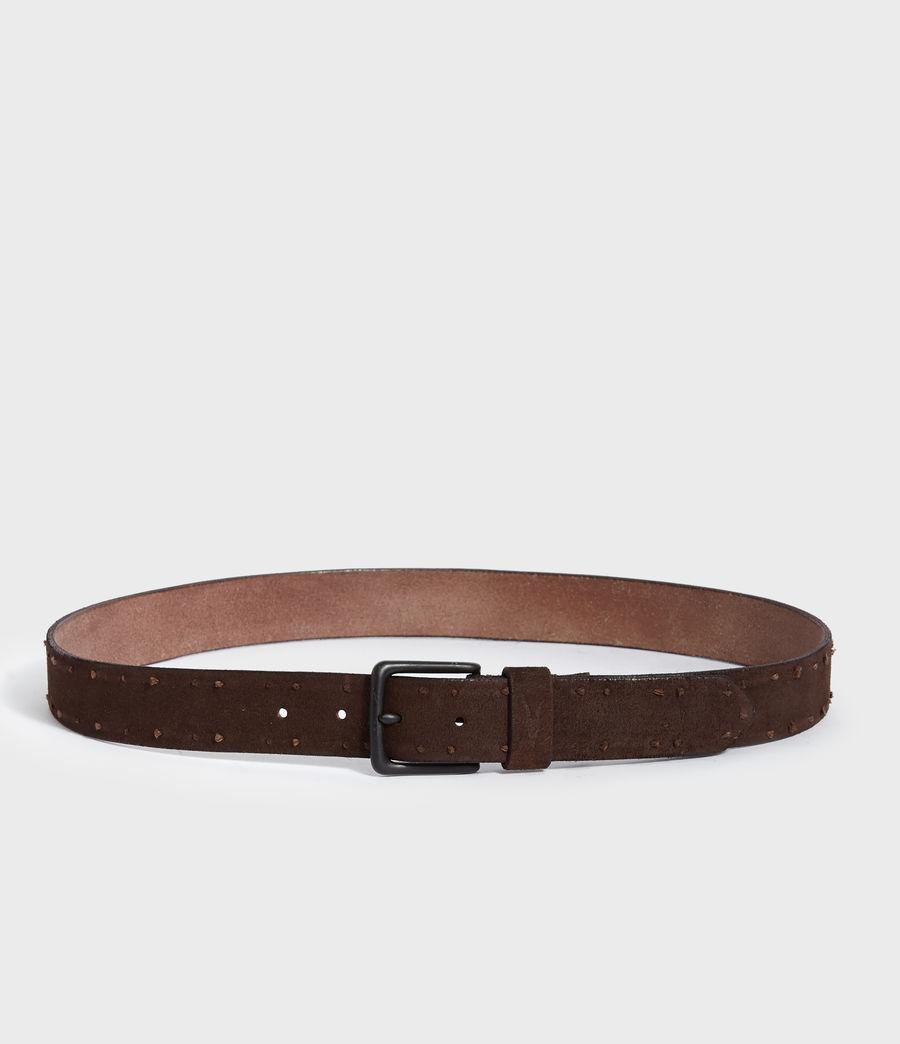 Hombre Cinturón en Piel Kalo (brown) - Image 3