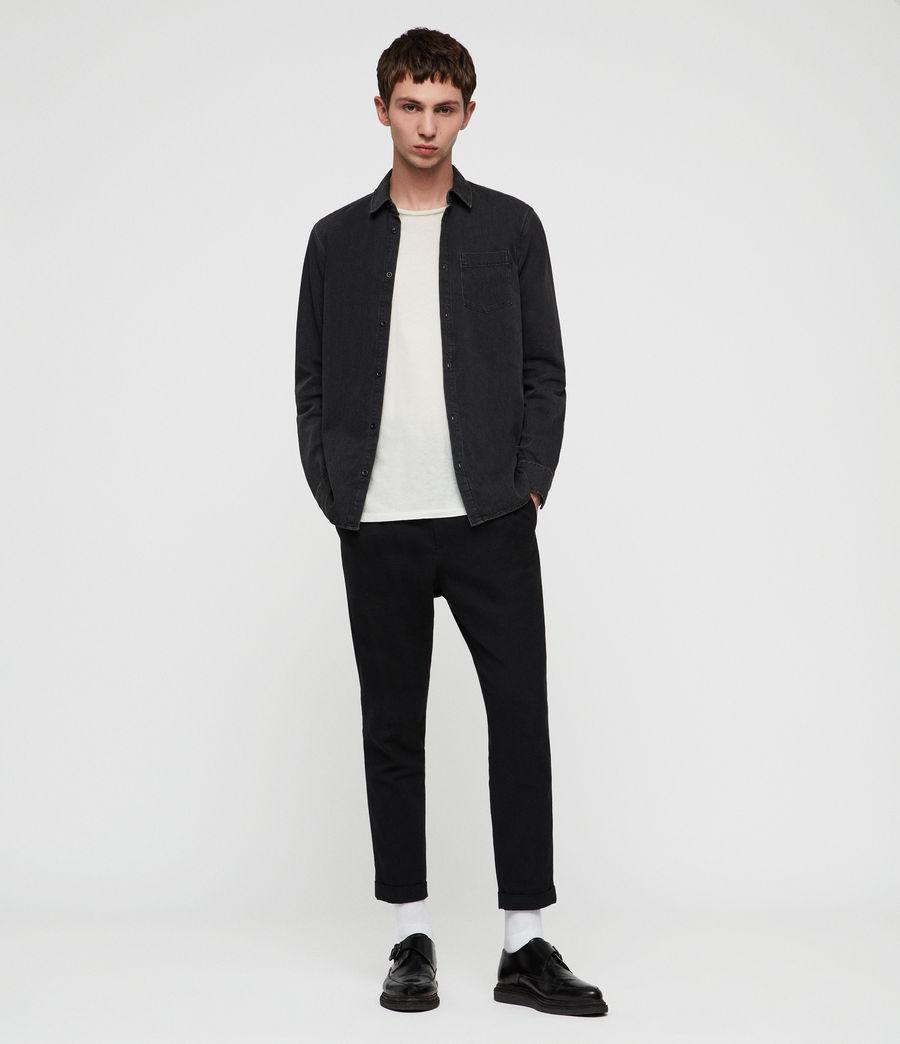 Men's Brenner Shirt (black) - Image 3