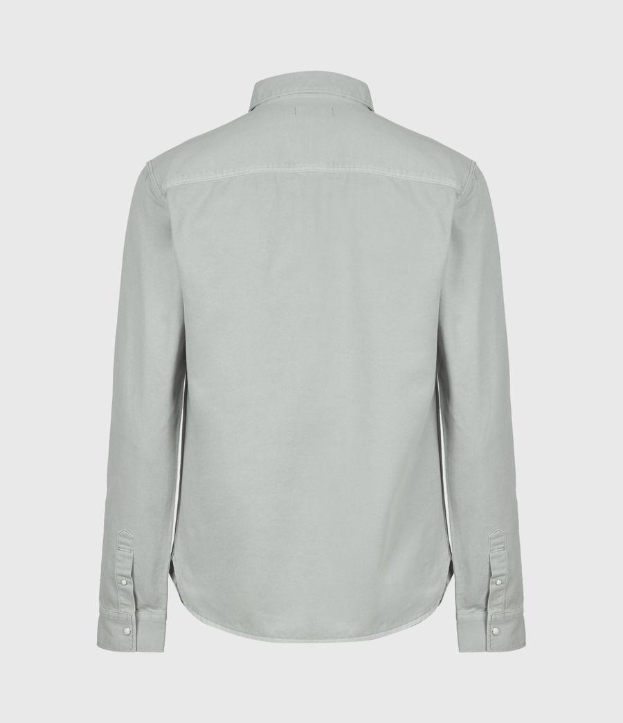 Men's Tubac Denim Shirt (cloud_grey) - Image 3