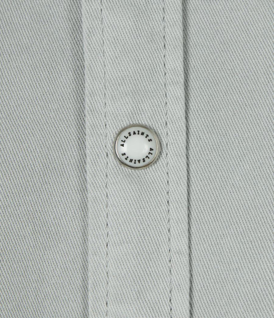 Men's Tubac Denim Shirt (cloud_grey) - Image 6