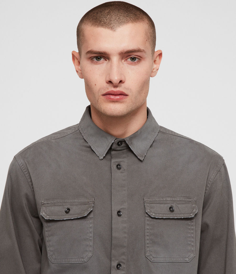 Herren Bryant Hemd (light_khaki_green) - Image 2