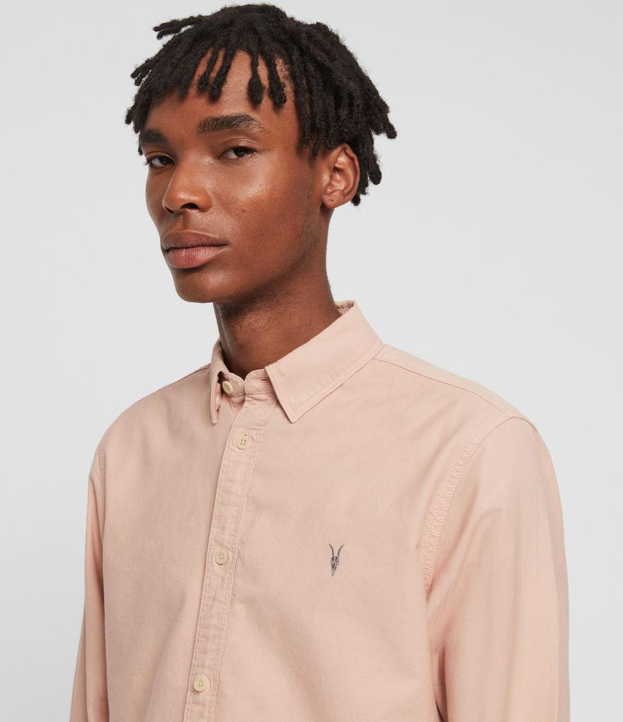 Men's Huntingdon Long Sleeve Shirt (black) - Image 2