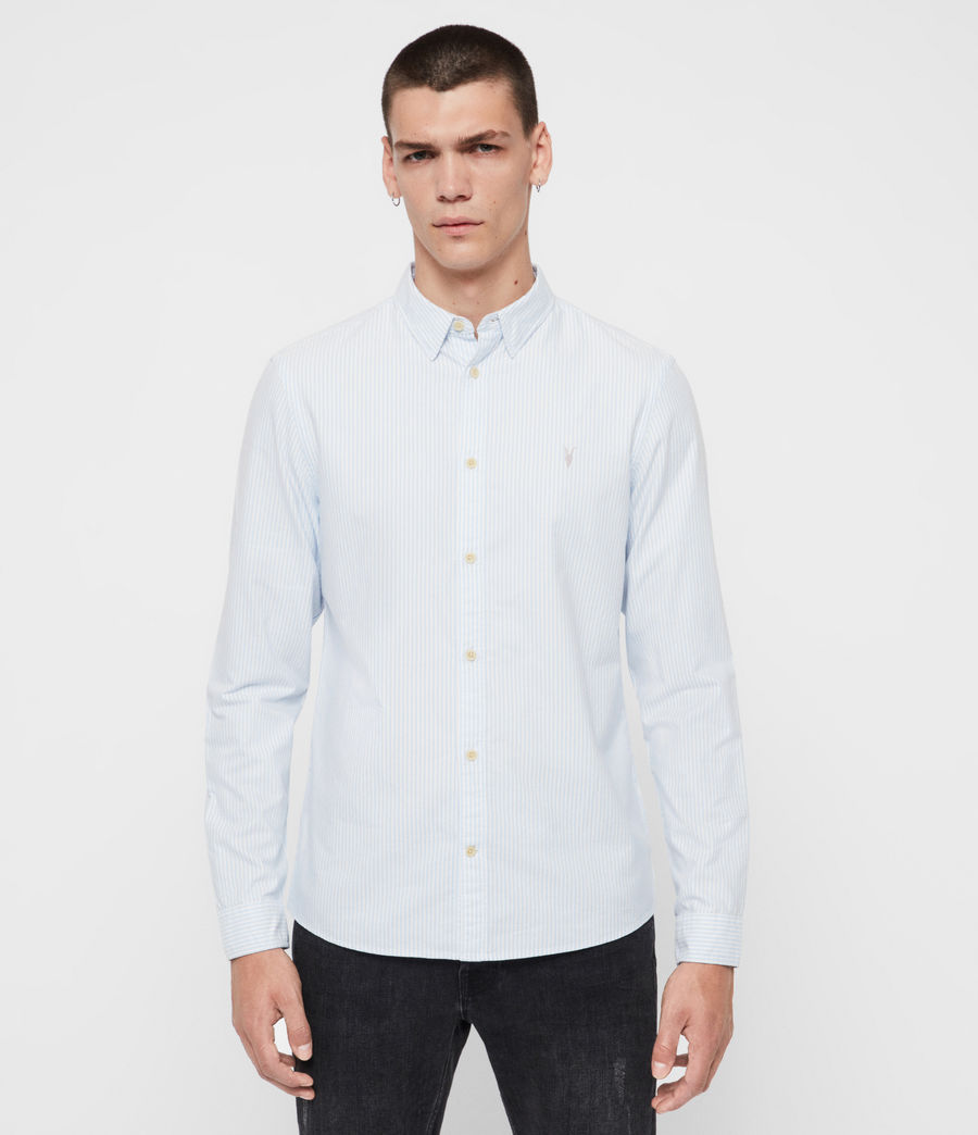 Men's Siegel Shirt (light_blue) - Image 1