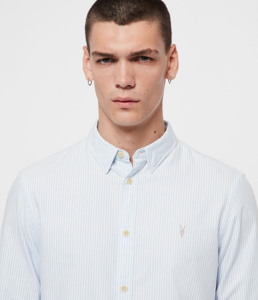 Men's Siegel Shirt (light_blue) - Image 2