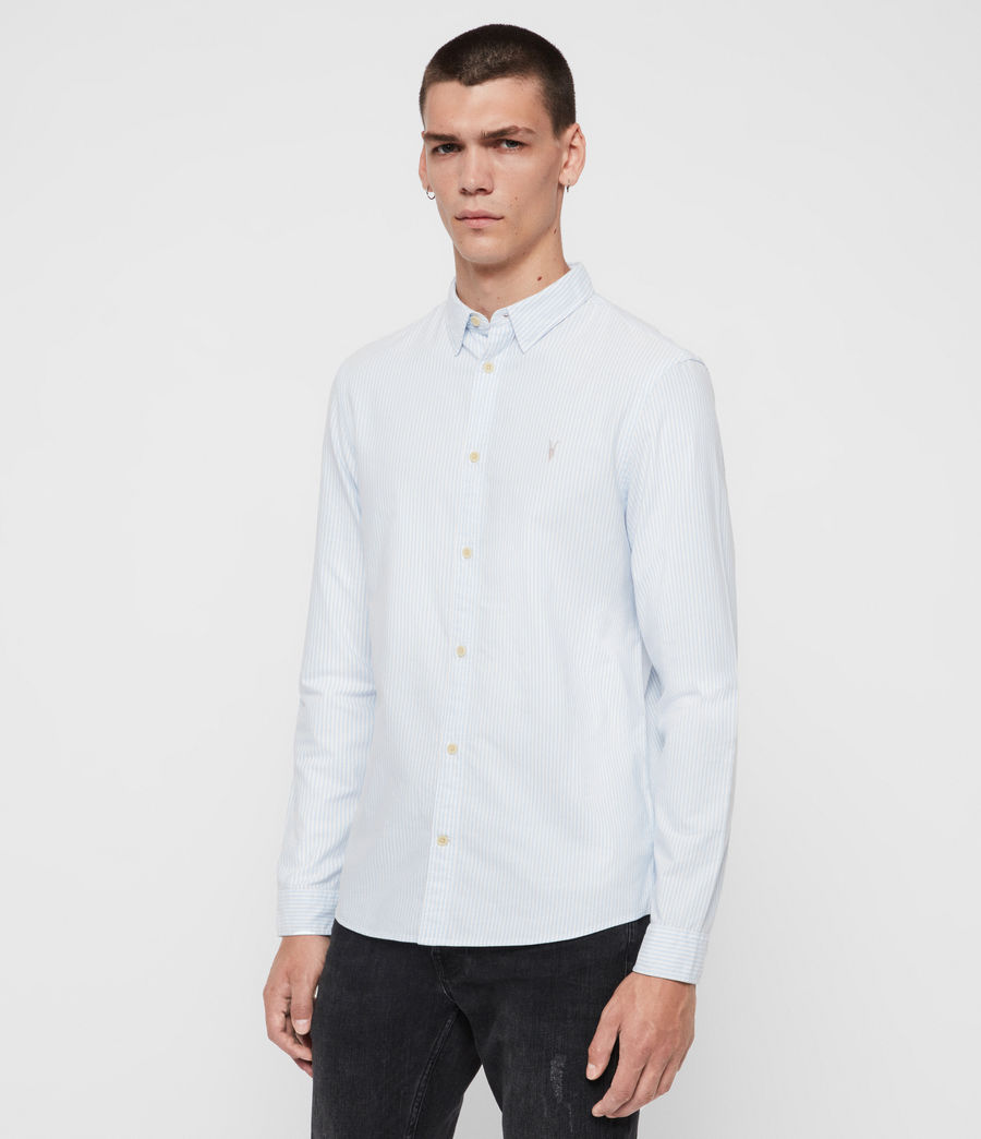 Men's Siegel Shirt (light_blue) - Image 3