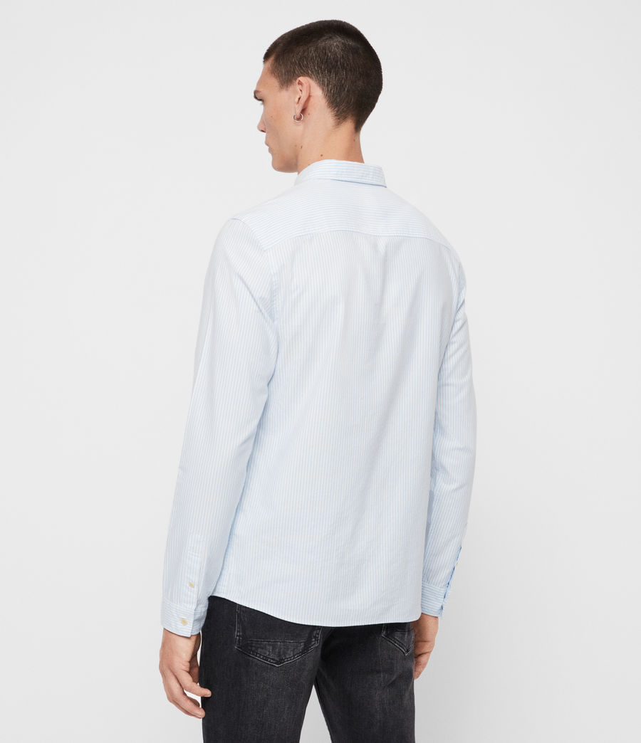 Men's Siegel Shirt (light_blue) - Image 4