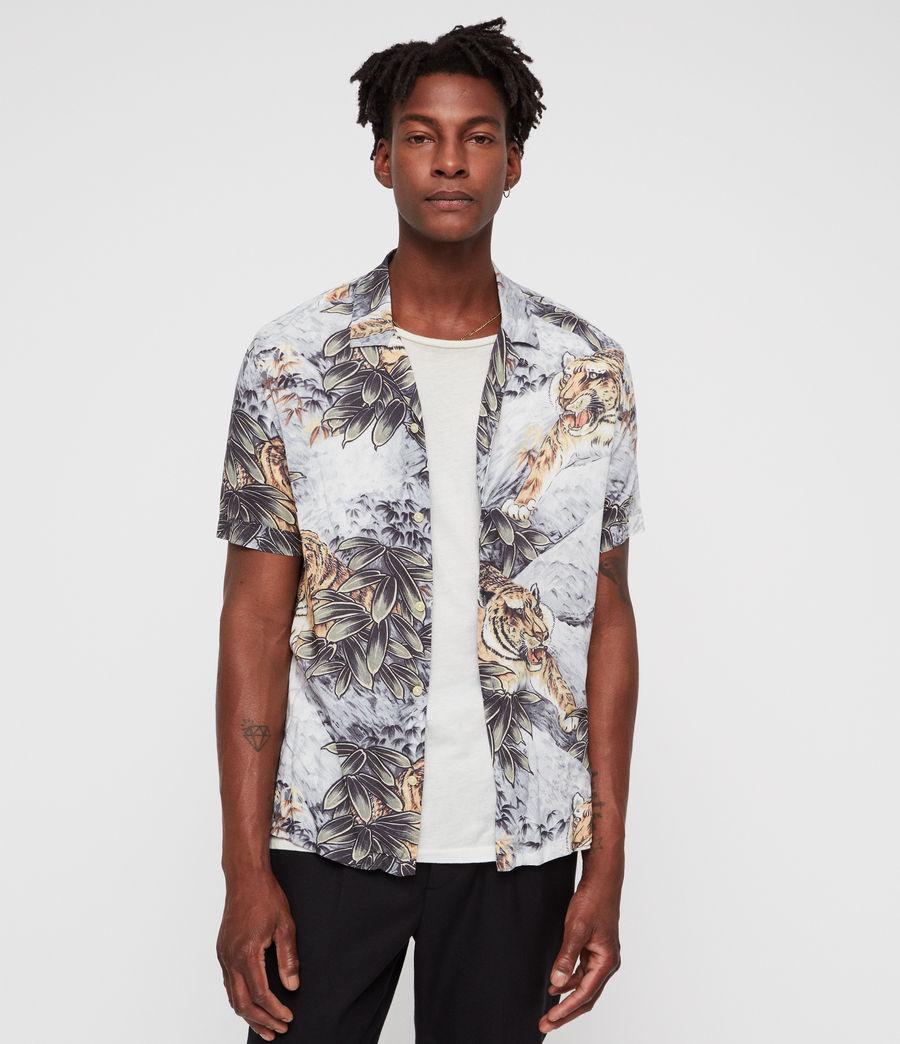 Mens Chokai Shirt (light_grey) - Image 1