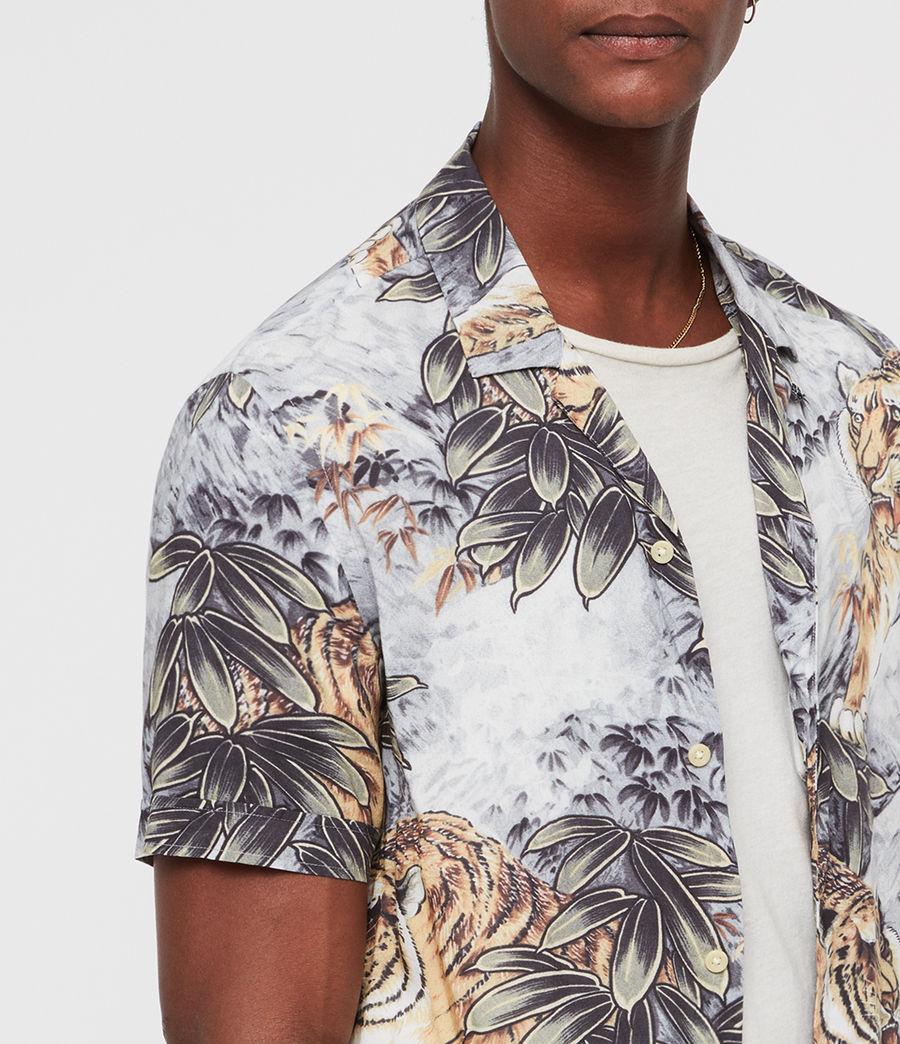 Hombres Chokai Shirt (light_grey) - Image 2
