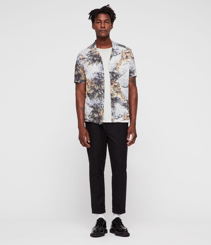Hombres Chokai Shirt (light_grey) - Image 3