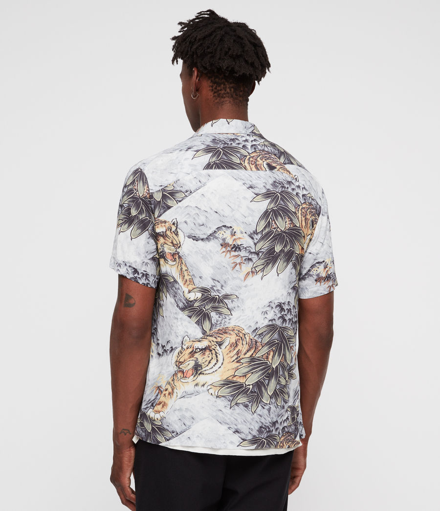 Hombres Chokai Shirt (light_grey) - Image 5