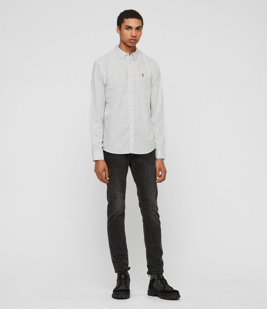 Hombres Dagget Shirt (grey) - Image 3