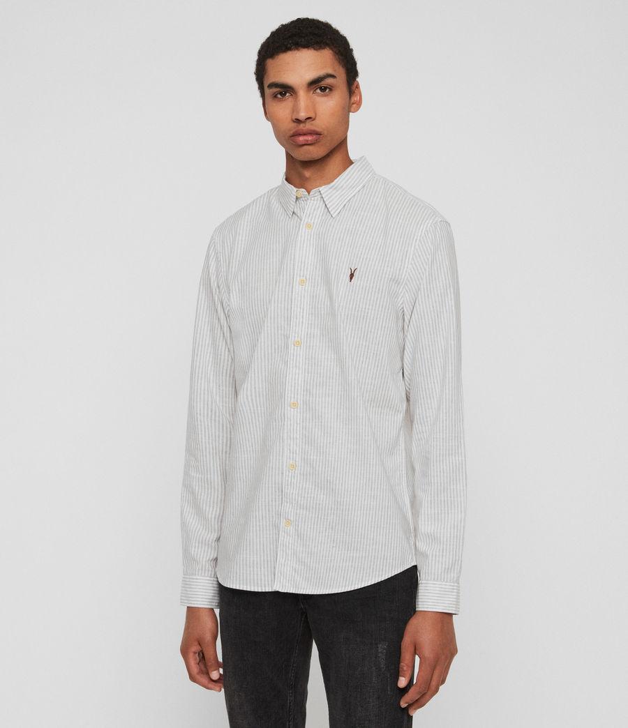 Hombres Dagget Shirt (grey) - Image 4