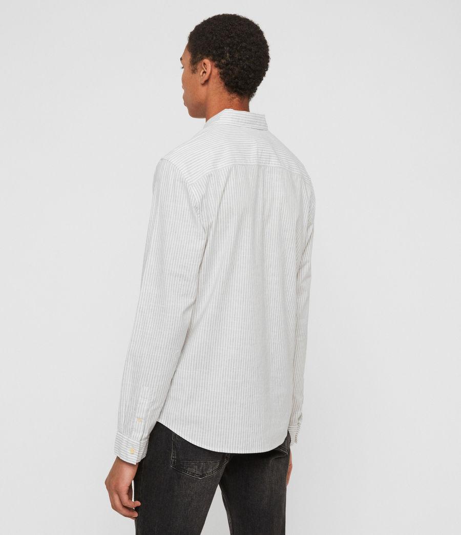 Hombres Dagget Shirt (grey) - Image 5