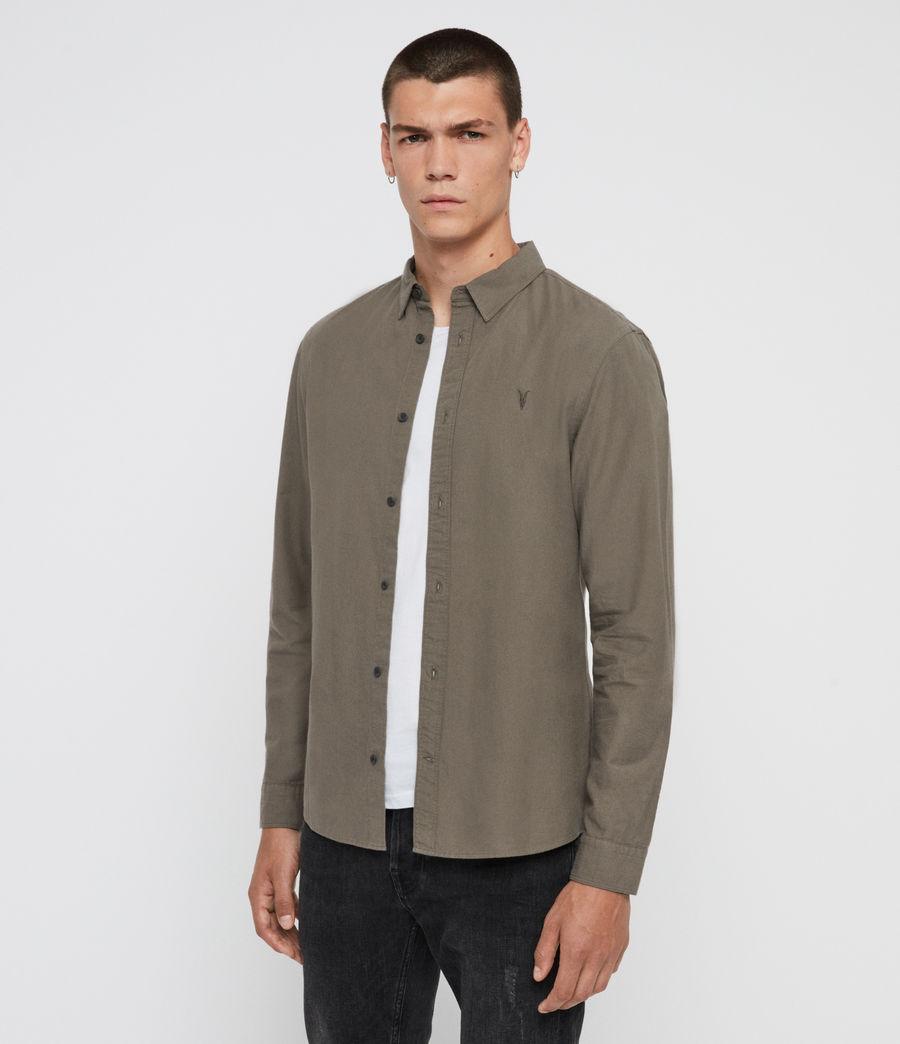 Men's Sulzer Shirt (charcoal_marl) - Image 3