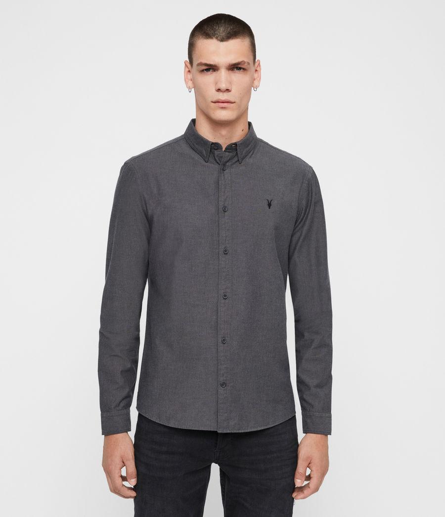 Mens Sulzer Shirt (charcoal_marl) - Image 1