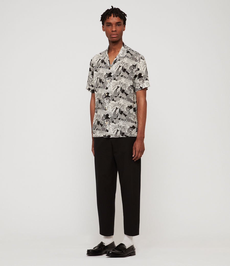 Men's Mauna Shirt (ecru) - Image 3