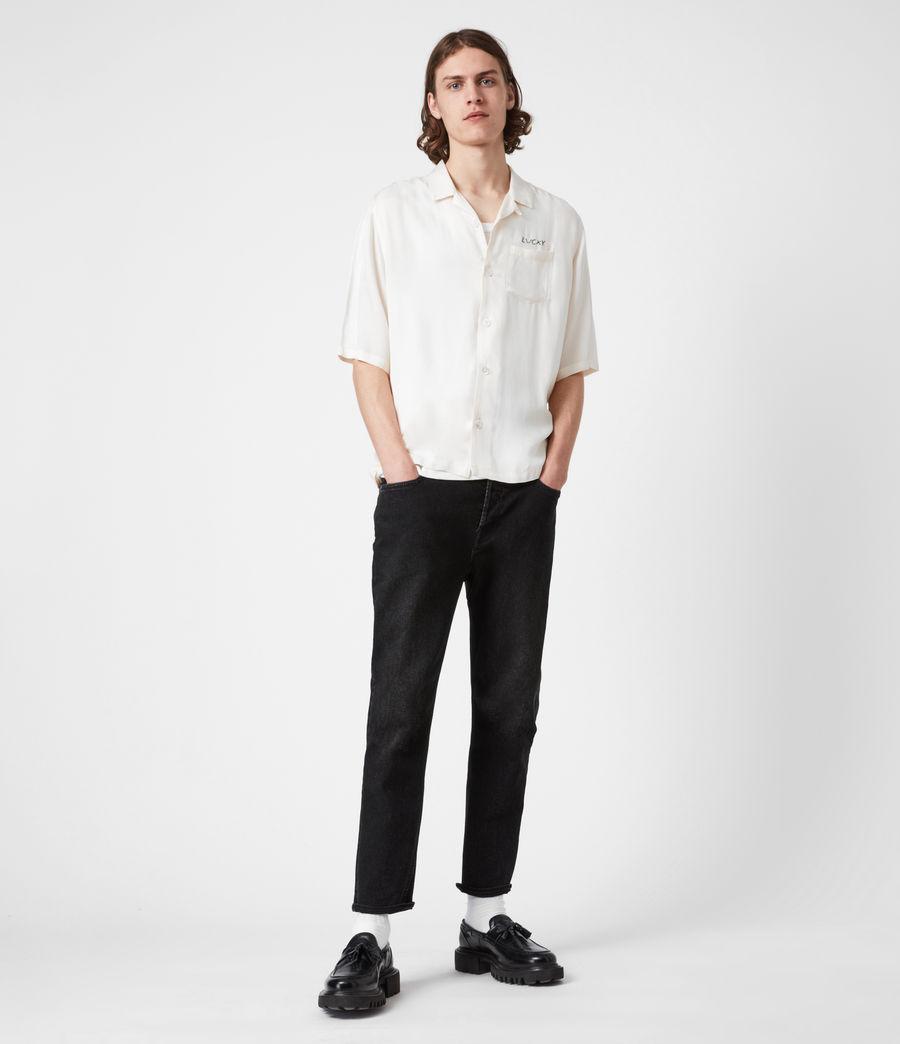 Men's Lucky Shirt (white) - Image 5