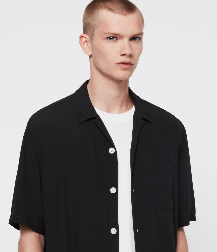 Men's Kiowa Shirt (jet_black) - Image 2