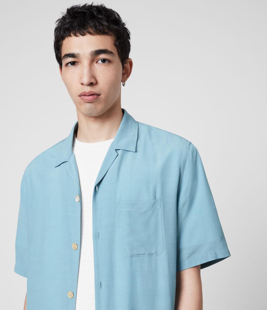 Hombre Kiowa Shirt (lake_blue) - Image 2