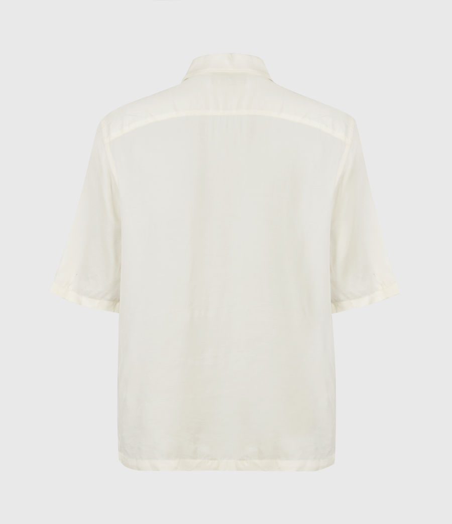 Mens Otis Eagle Shirt (chalk) - Image 3