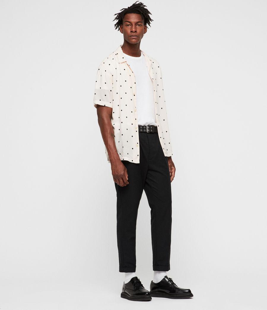 Men's Kuta Shirt (ecru) - Image 1