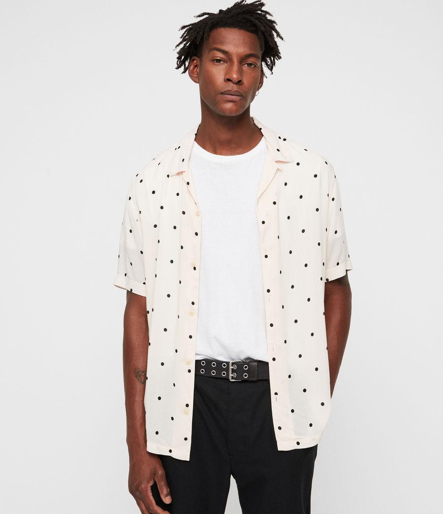 Men's Kuta Shirt (ecru) - Image 2