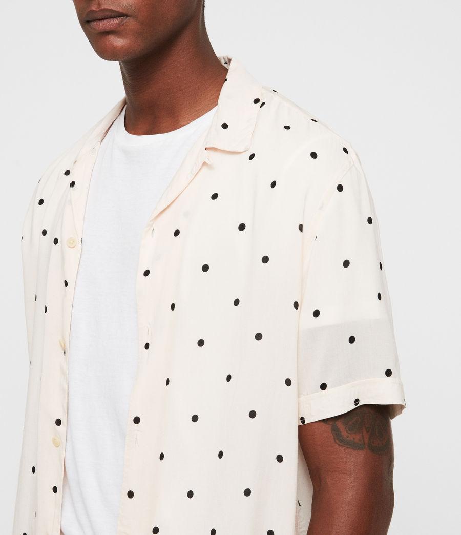 Men's Kuta Shirt (ecru) - Image 3