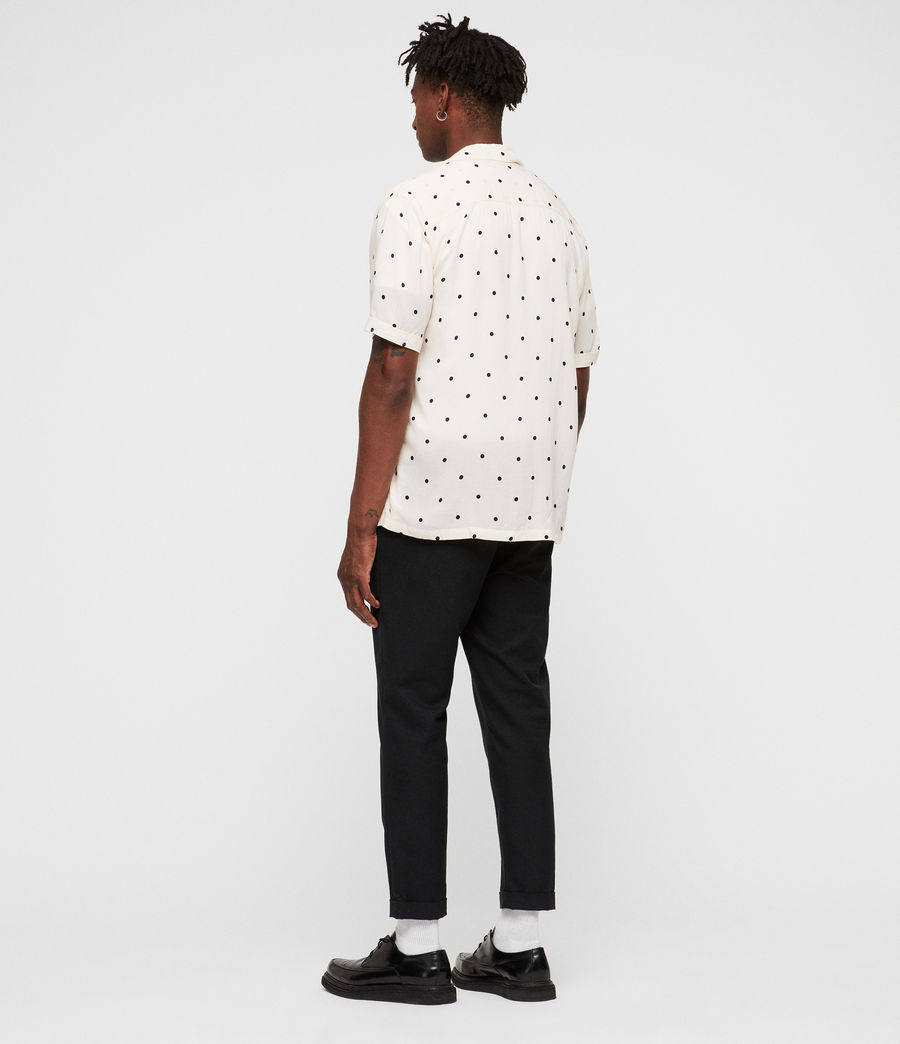 Men's Kuta Shirt (ecru) - Image 4