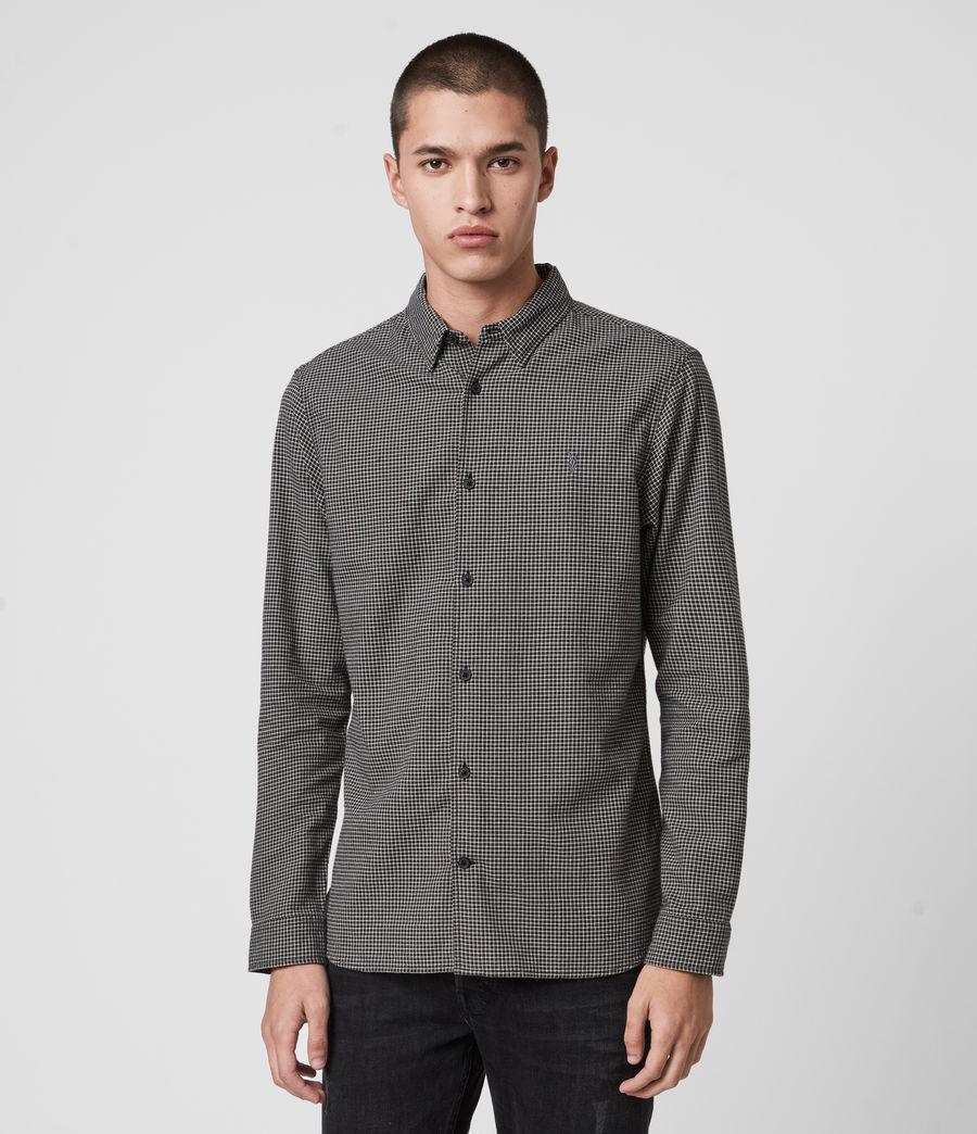 Hommes Vander Shirt (black) - Image 1