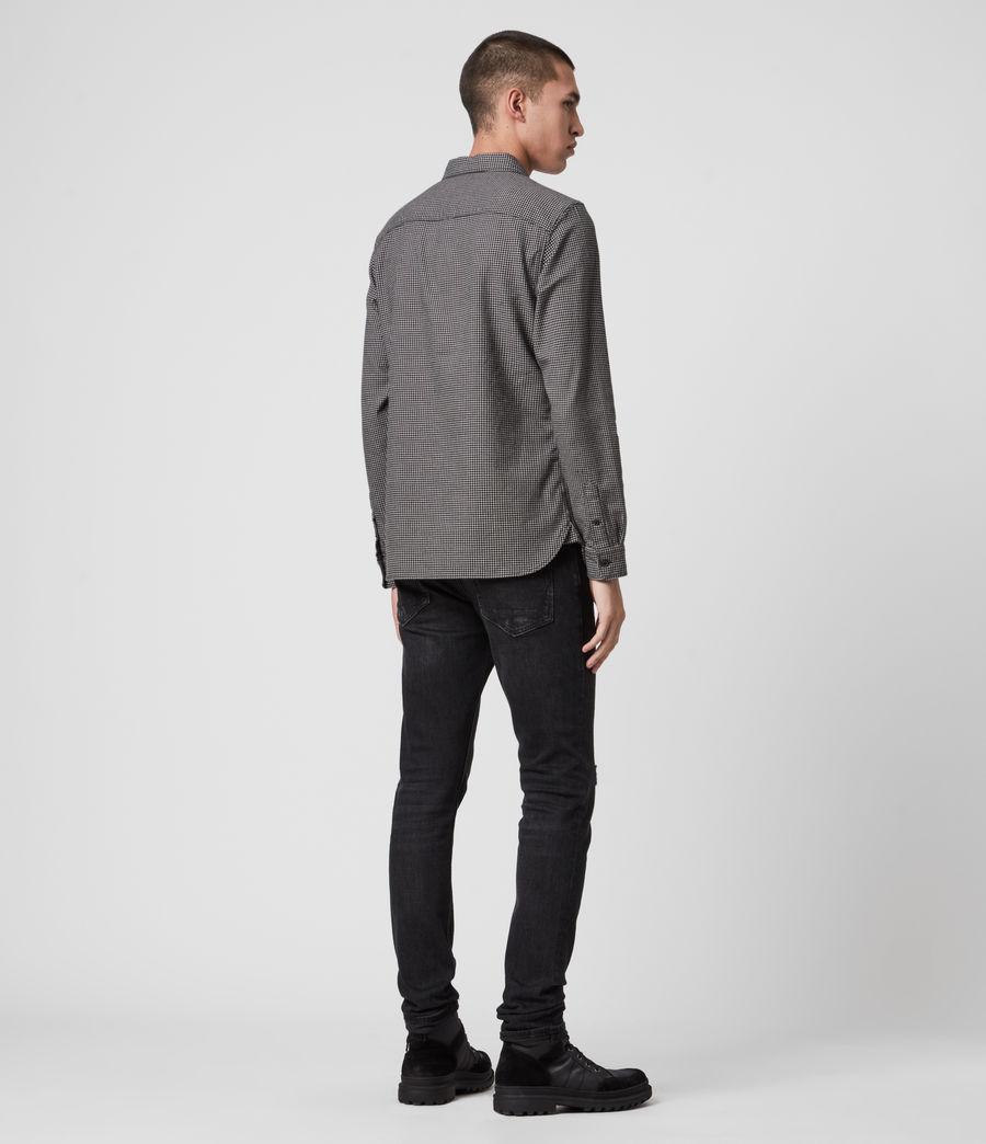 Mens Vander Shirt (black) - Image 4