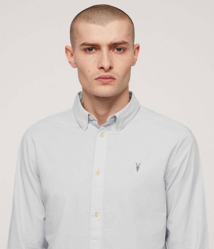 Men's Lester Shirt (sol_blue) - Image 2