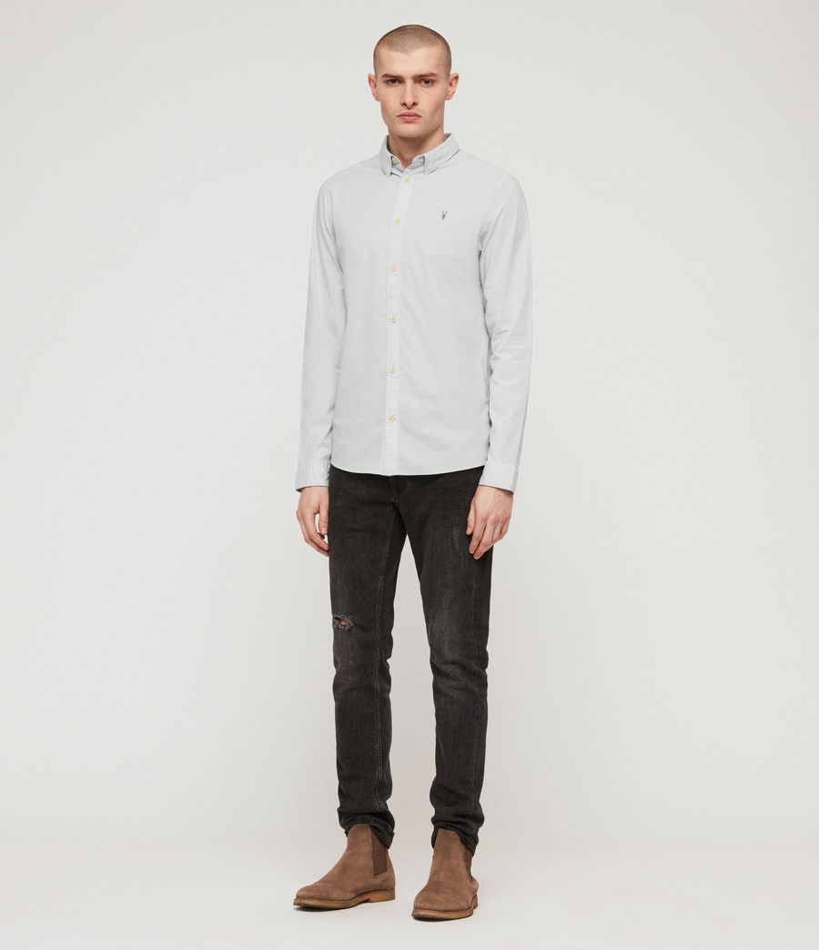 Men's Lester Shirt (sol_blue) - Image 3