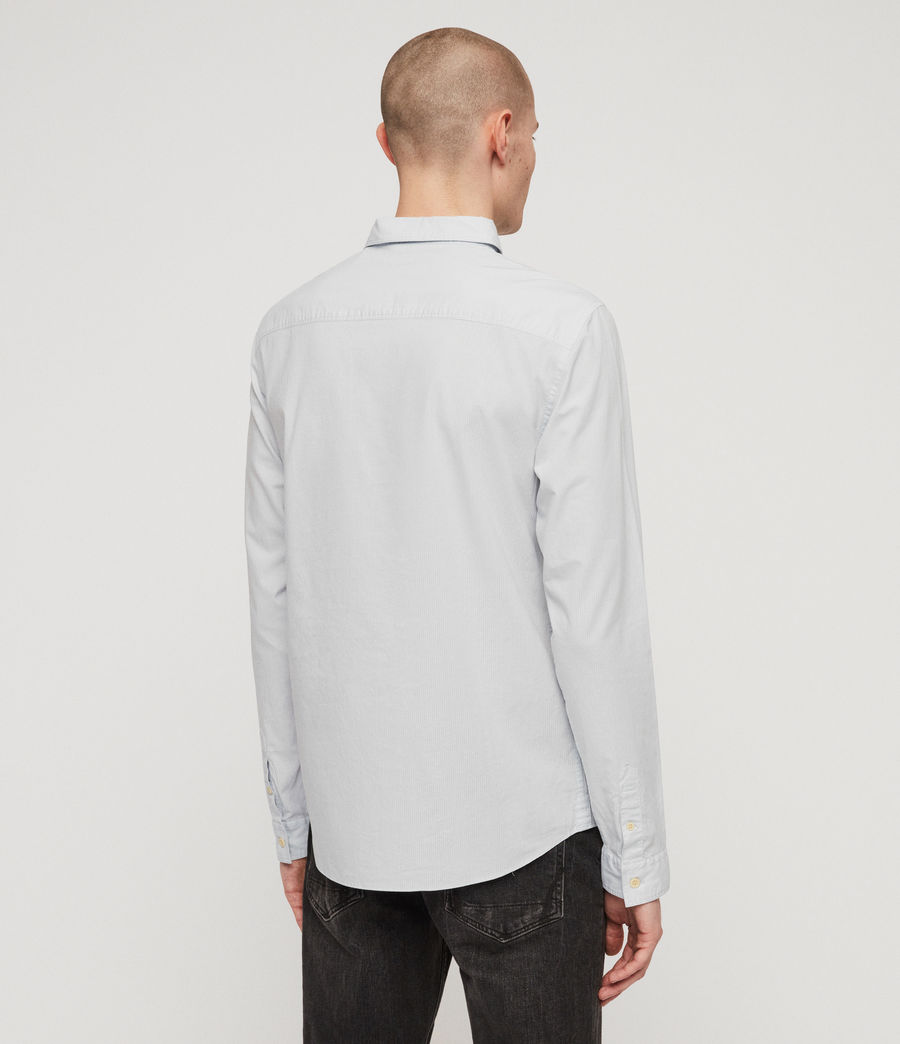 Men's Lester Shirt (sol_blue) - Image 4
