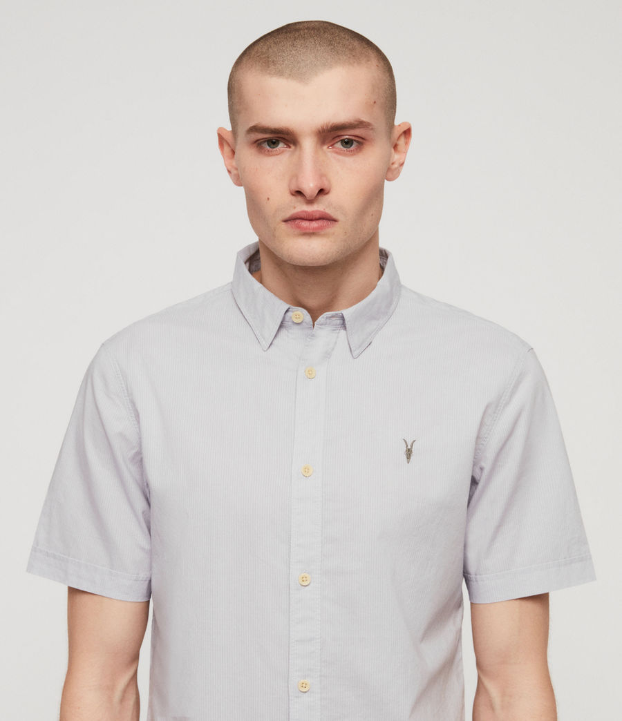 Men's Lester Shirt (light_grey) - Image 2