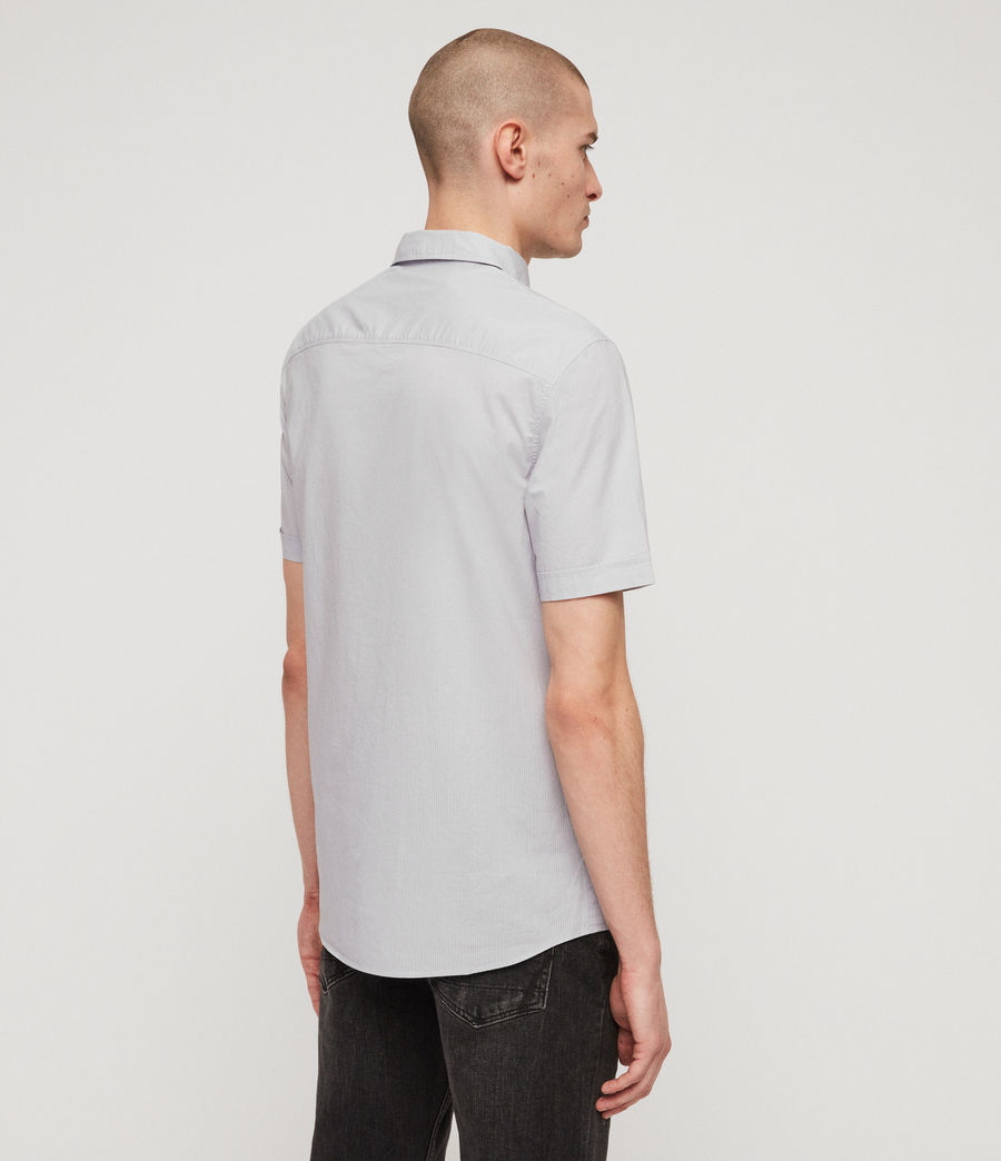 Men's Lester Shirt (light_grey) - Image 5