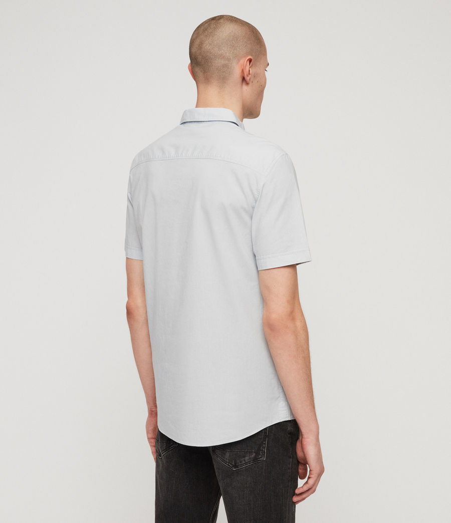 Mens Lester Shirt (sol_blue) - Image 4