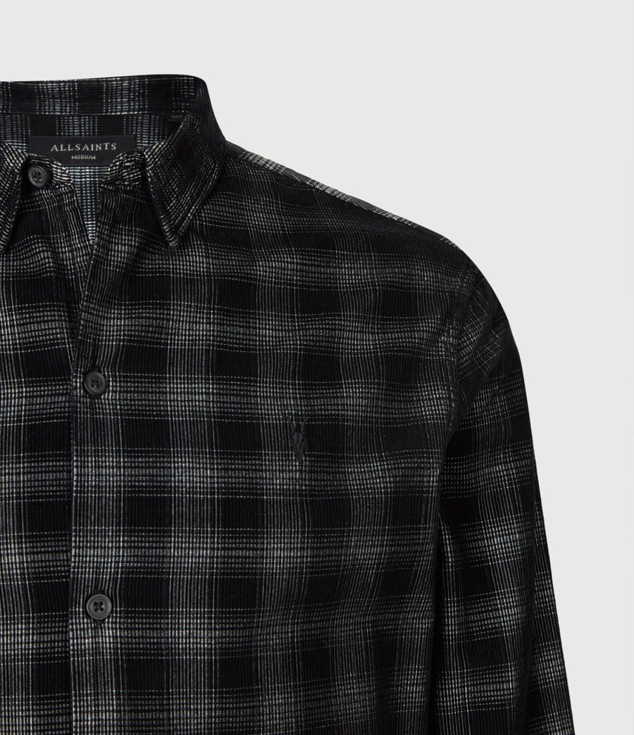 Men's Pinehurst Shirt (black) - Image 4
