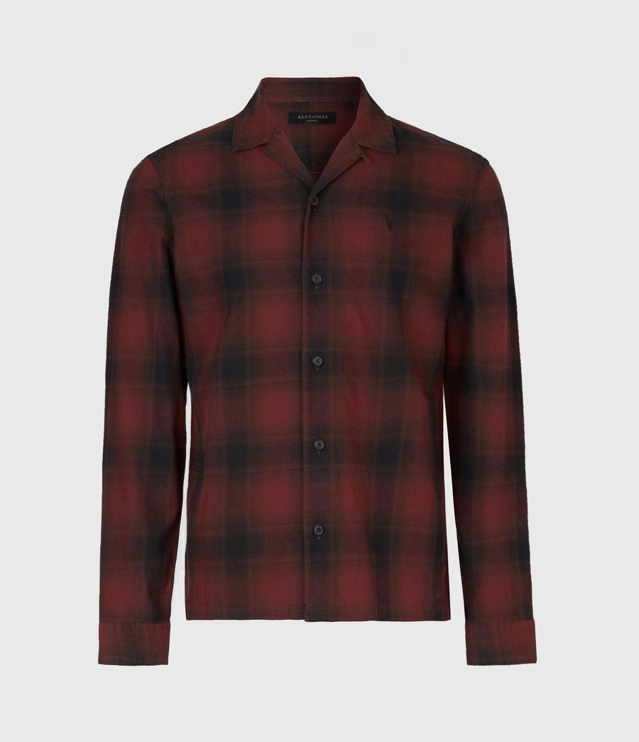 Men's Kephart Shirt (red) - Image 2