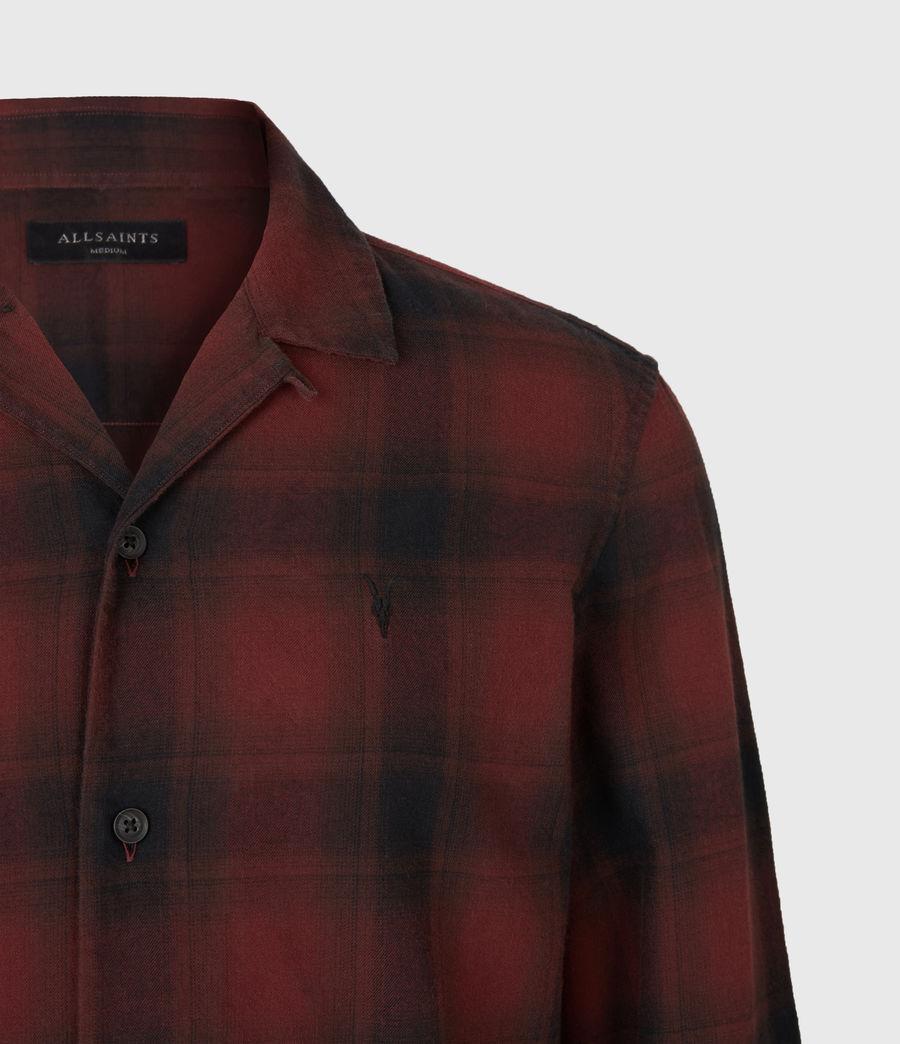 Men's Kephart Shirt (red) - Image 5
