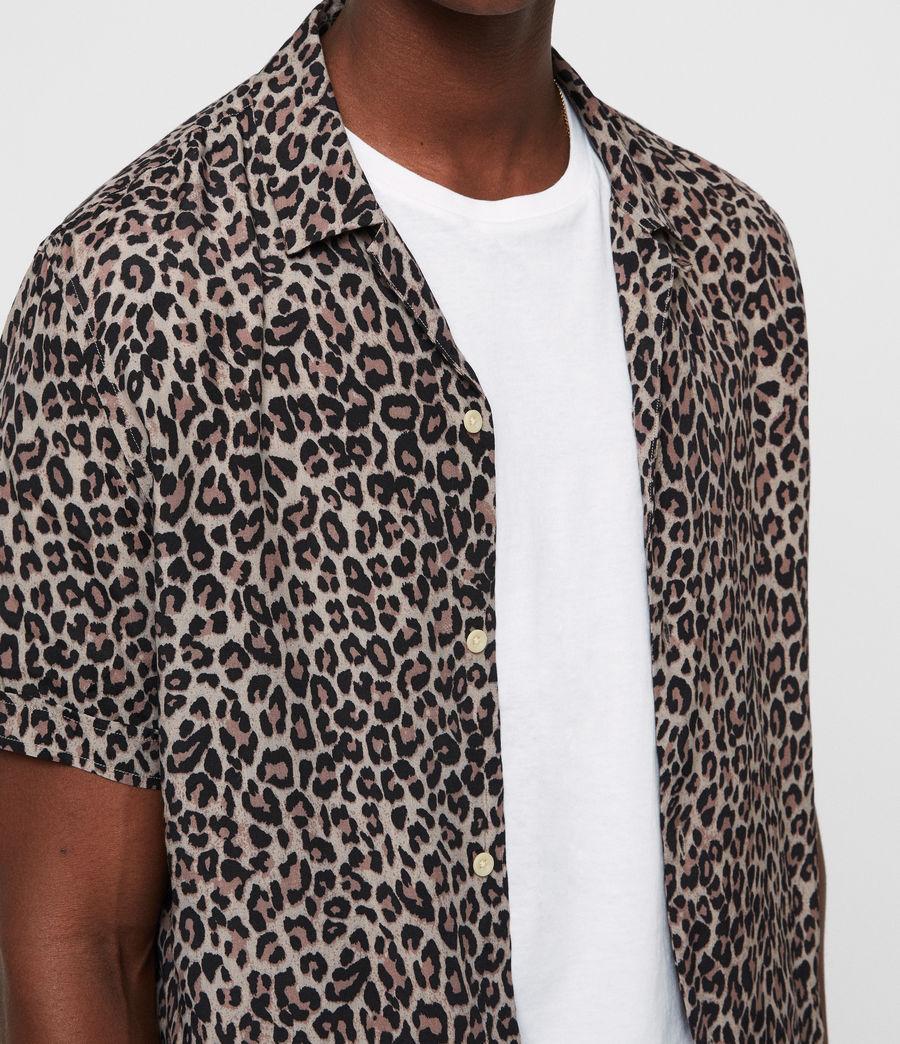 Hombres Leopardtone Shirt (leopard) - Image 2