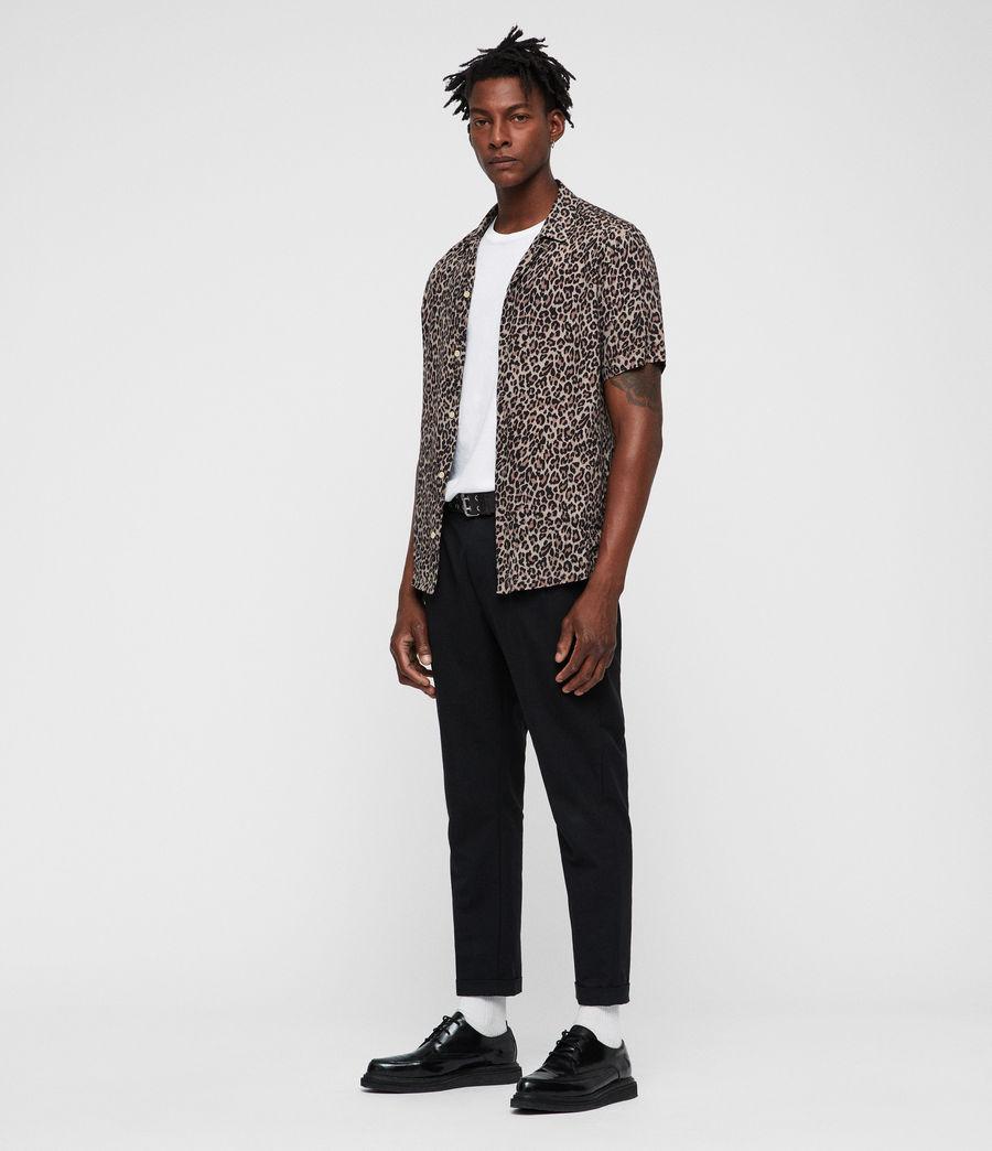 Hombres Leopardtone Shirt (leopard) - Image 3