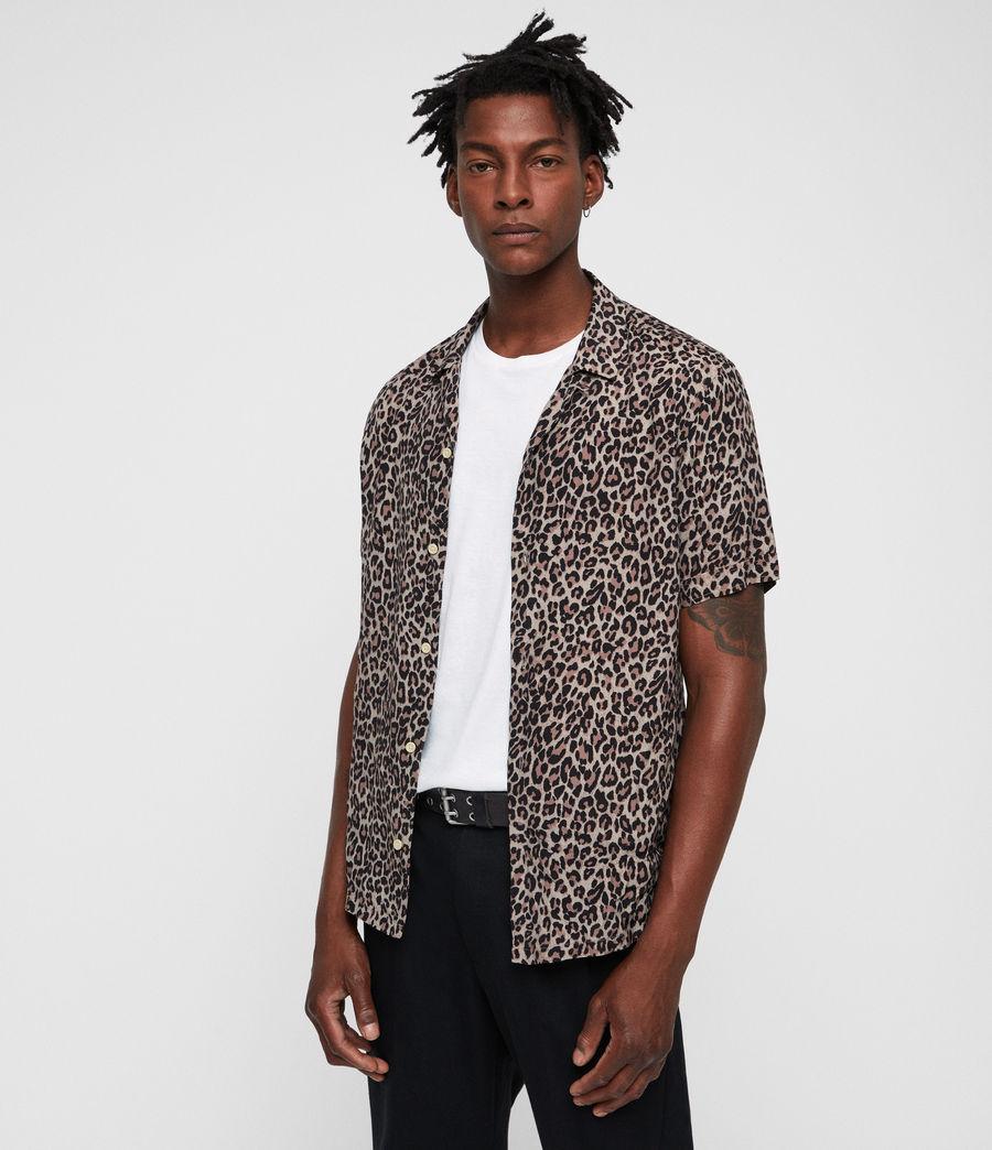 Hombres Leopardtone Shirt (leopard) - Image 4