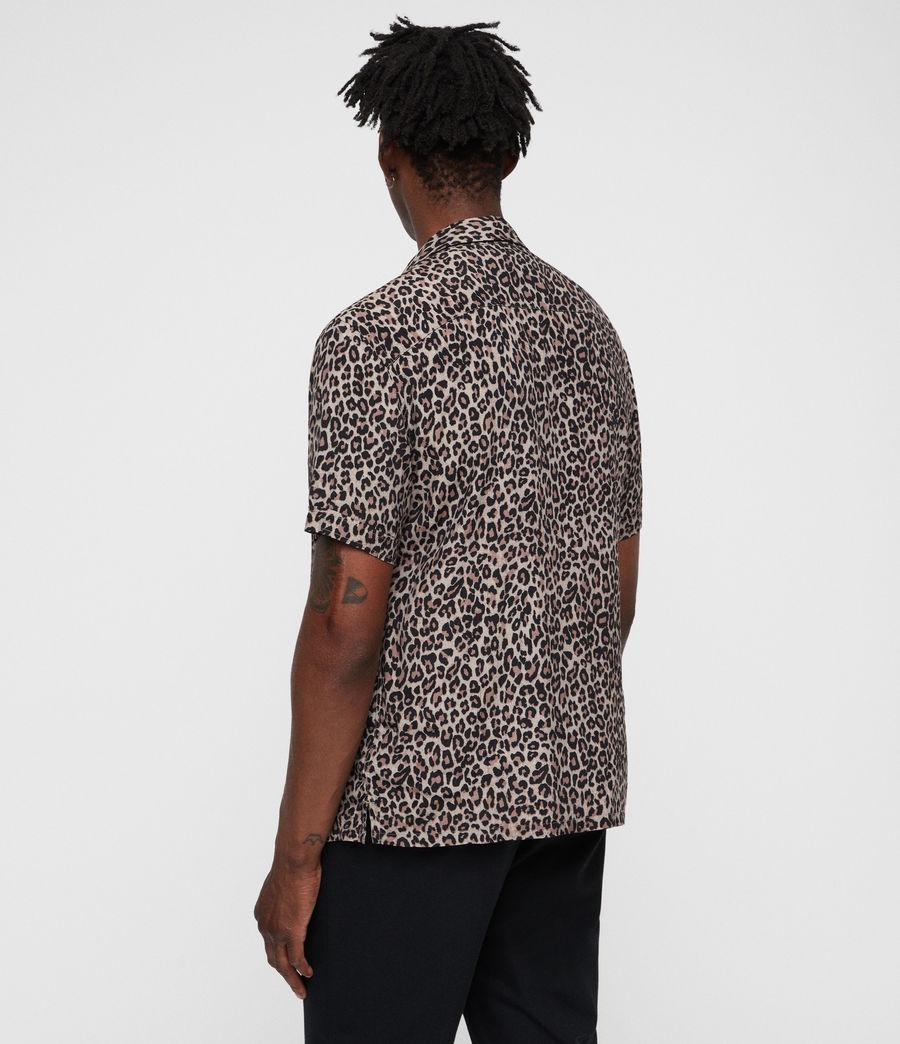 Hombres Leopardtone Shirt (leopard) - Image 5