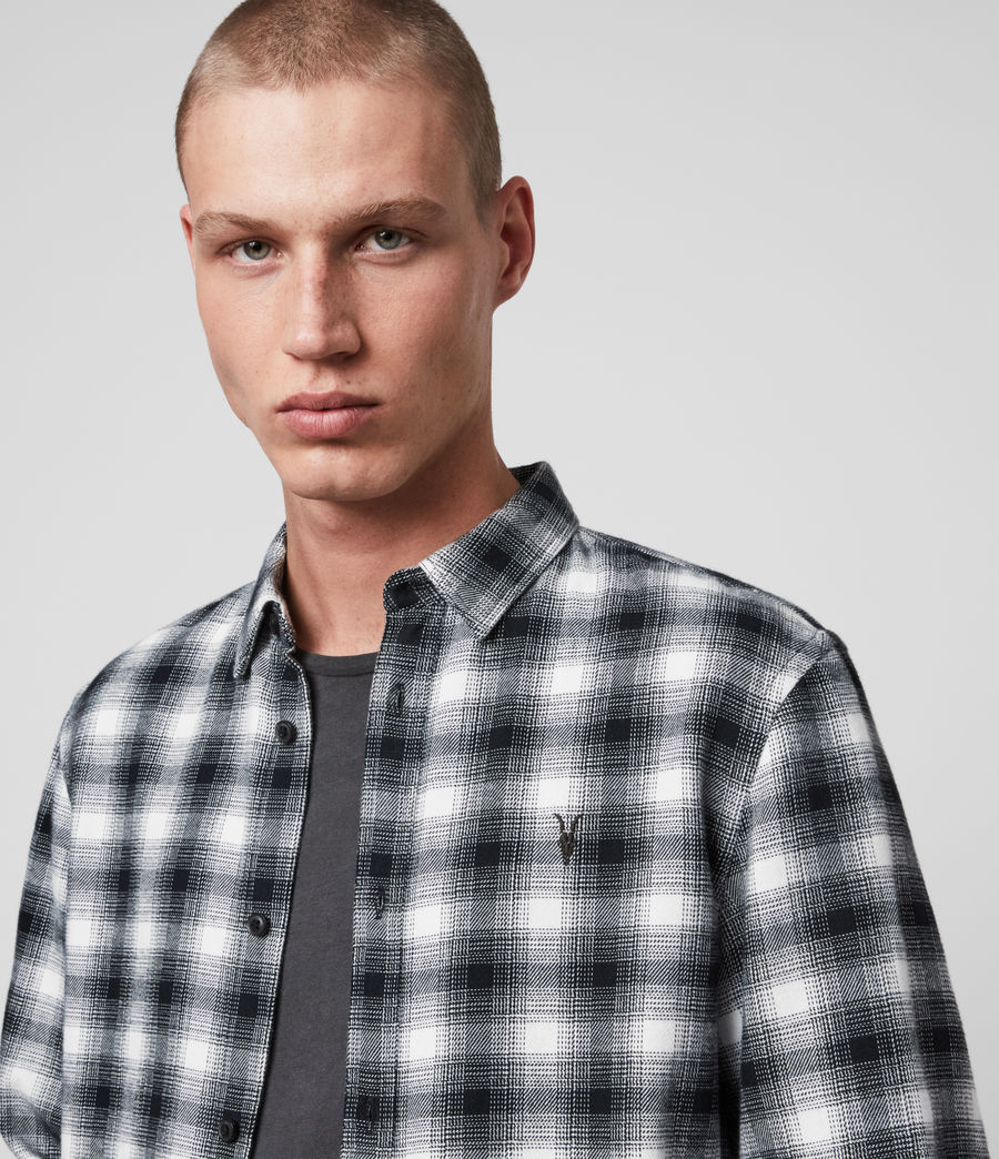 Mens Lindenwood Shirt (off_white) - Image 2