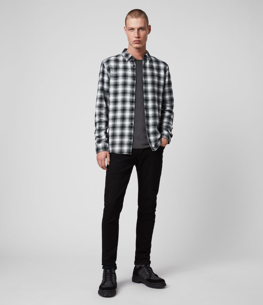 Mens Lindenwood Shirt (off_white) - Image 3