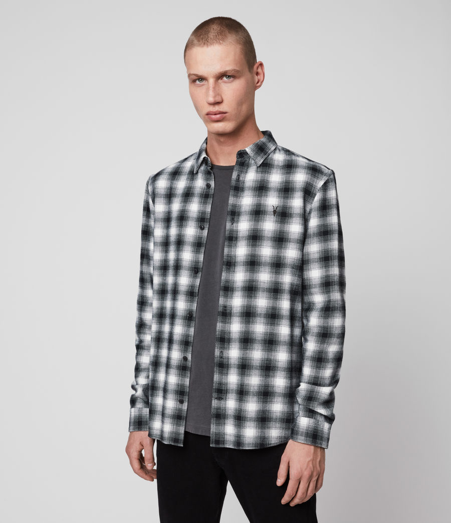 Mens Lindenwood Shirt (off_white) - Image 4