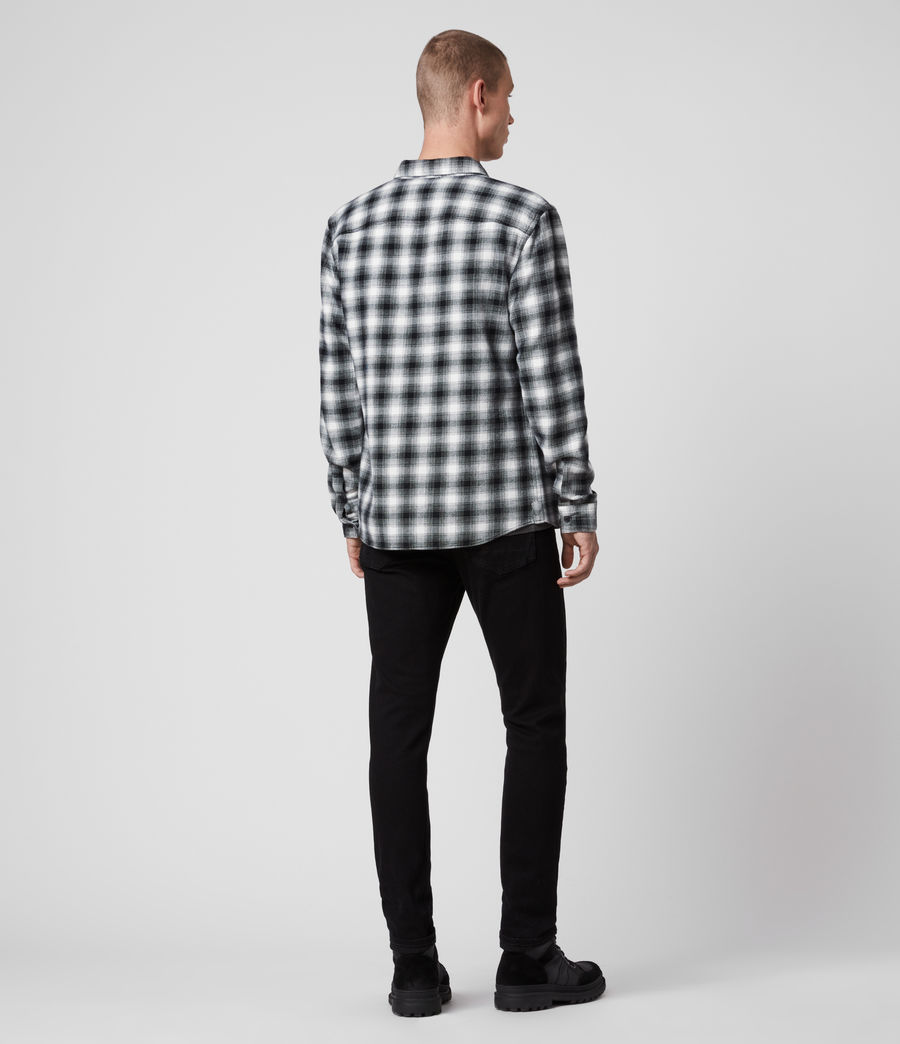 Mens Lindenwood Shirt (off_white) - Image 5