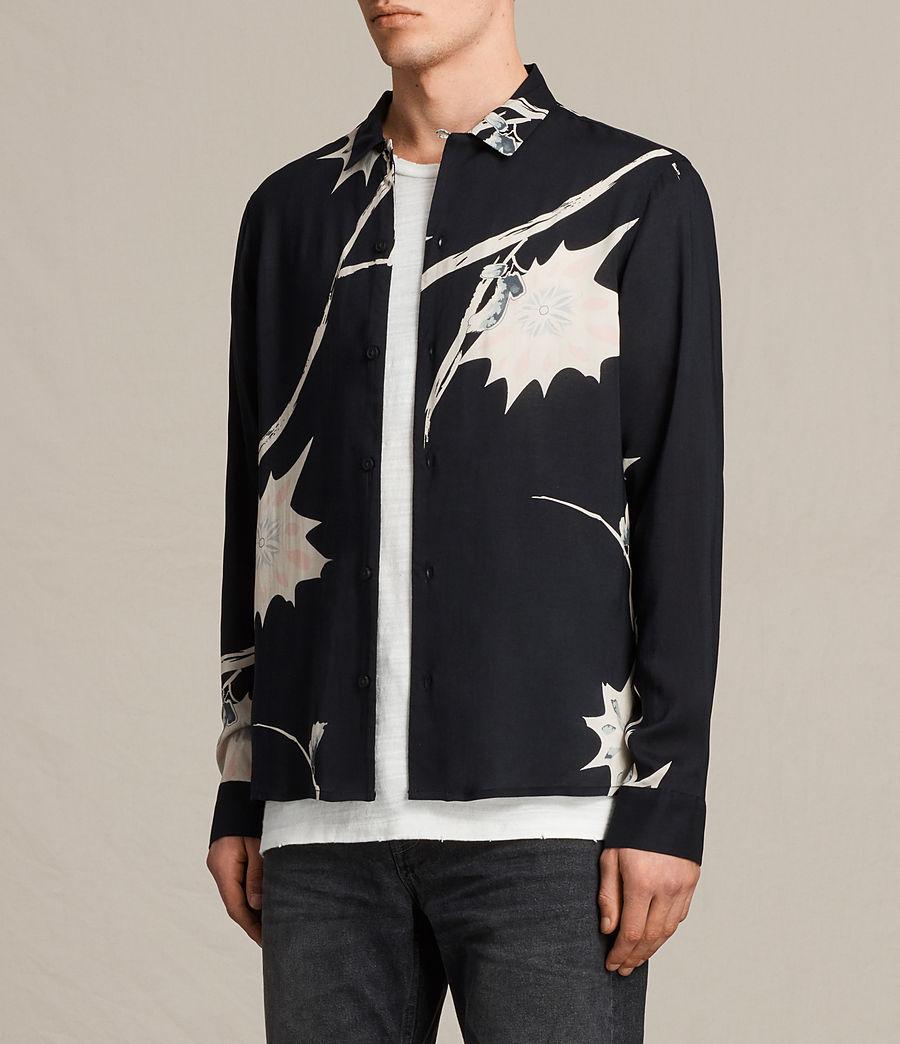 Men's Mokapu Shirt (jet_black) - Image 3