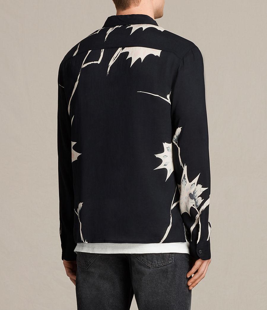 Men's Mokapu Shirt (jet_black) - Image 4